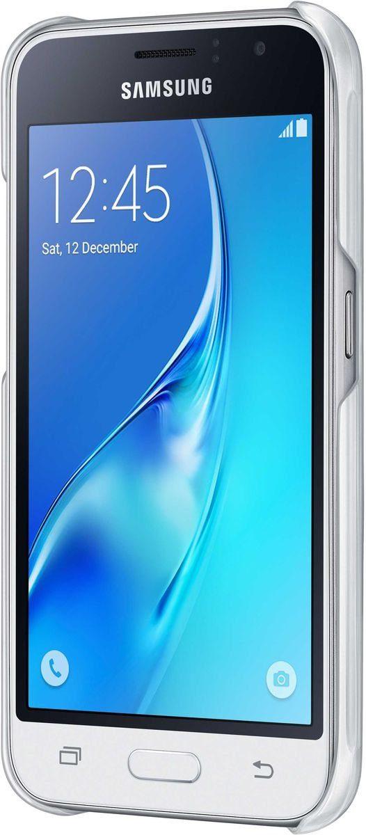 Samsung Handytasche »Slim Cover EF-AJ120 für Galaxy J1 (2016)«