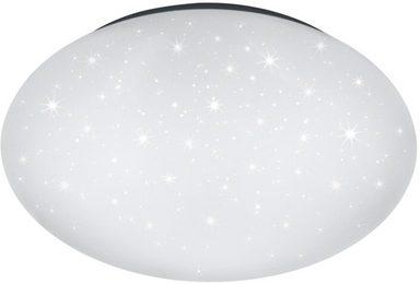 trio leuchten led deckenleuchte glitter putz otto. Black Bedroom Furniture Sets. Home Design Ideas