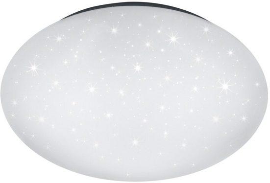 TRIO Leuchten LED Deckenleuchte »GLITTER PUTZ«