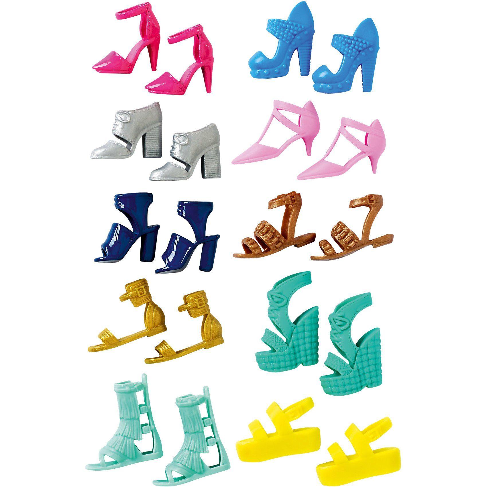 Mattel® Barbie Schuh Sortiment