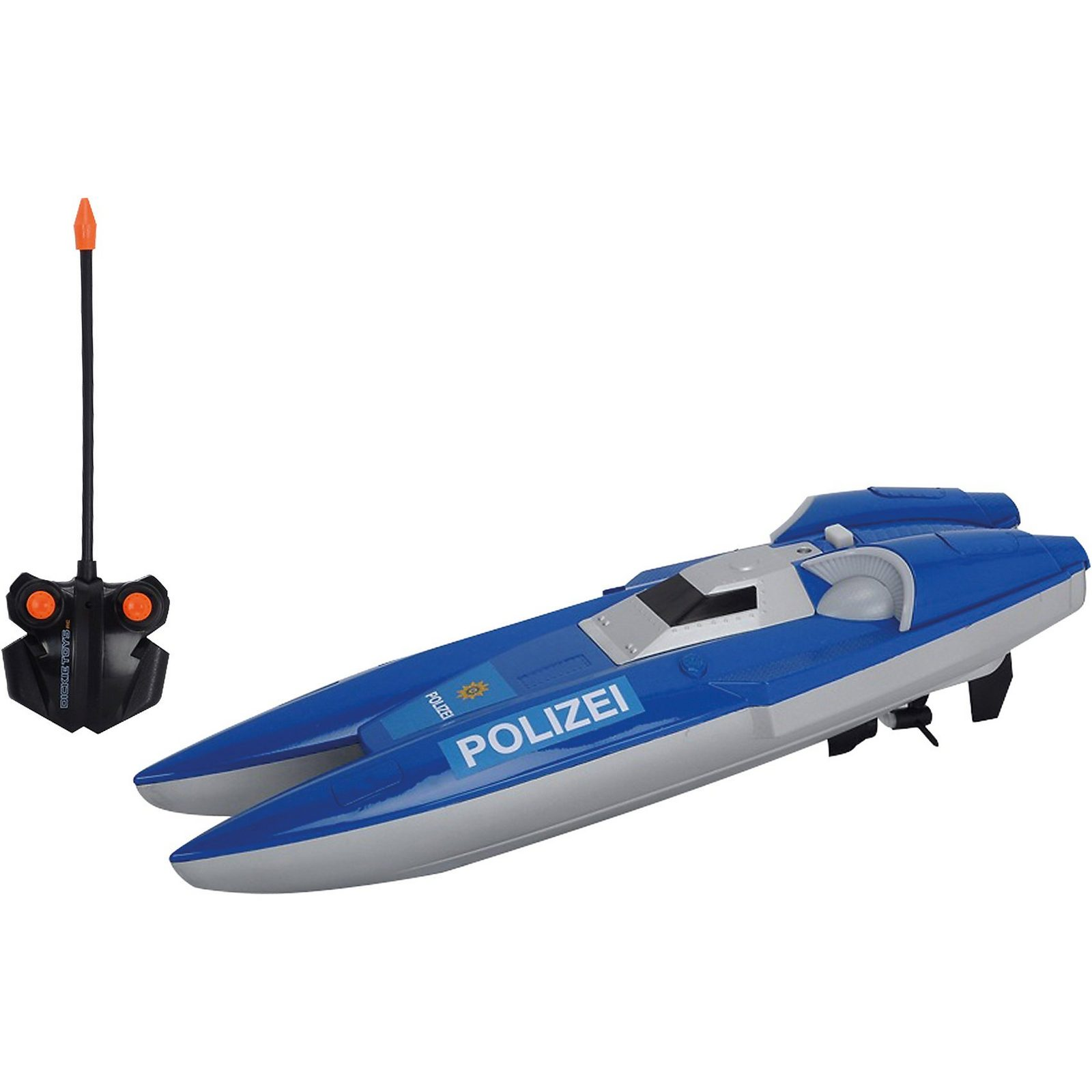 Dickie Toys RC Polizei Boot, RTR