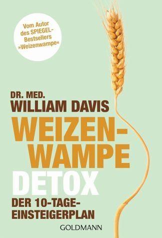 Broschiertes Buch »Weizenwampe - Detox«