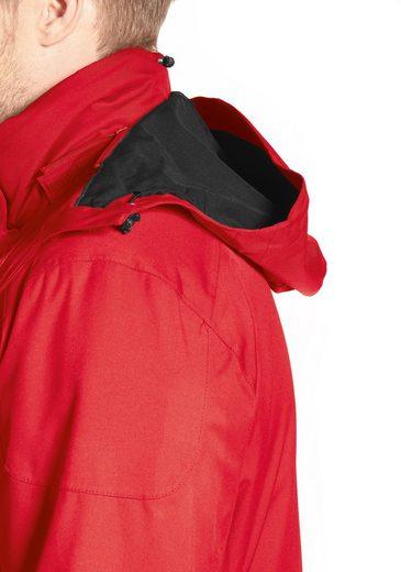 Maier Sports Skijacke Lupus, Wasser- und winddicht