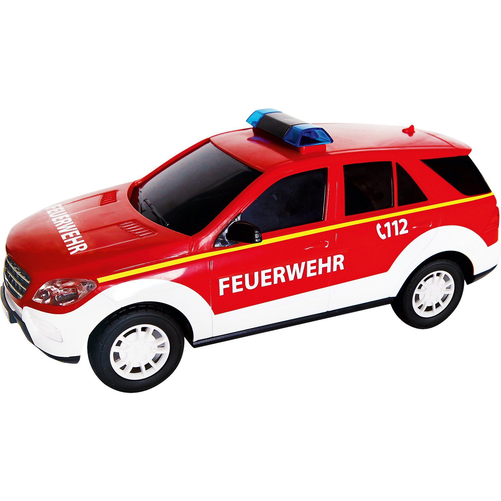 The Toy Company RC Racer Feuerwehrauto 2.4 GHz