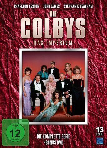 DVD »Die Colbys - Das Imperium - Gesamtedition...«