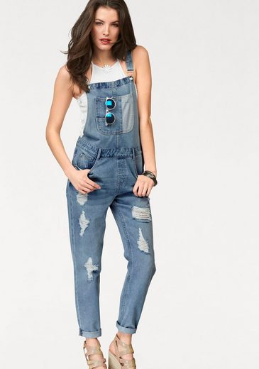 Aniston Dungarees, With Adjustable Carriers