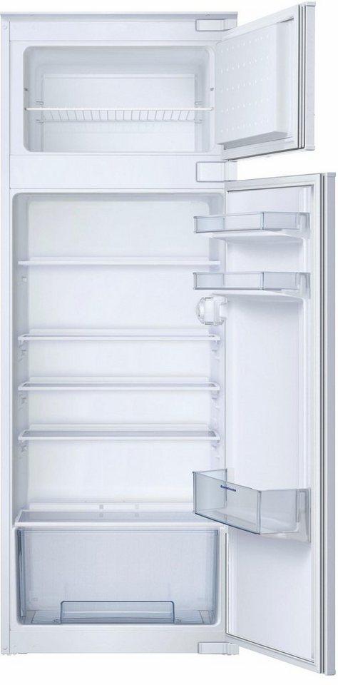 Constructa Einbaukühlschrank CK66530, A++, 144,6 cm hoch online ...