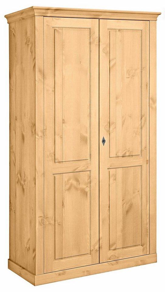 home affaire kleiderschrank katja mit 2 oder 4 t ren. Black Bedroom Furniture Sets. Home Design Ideas