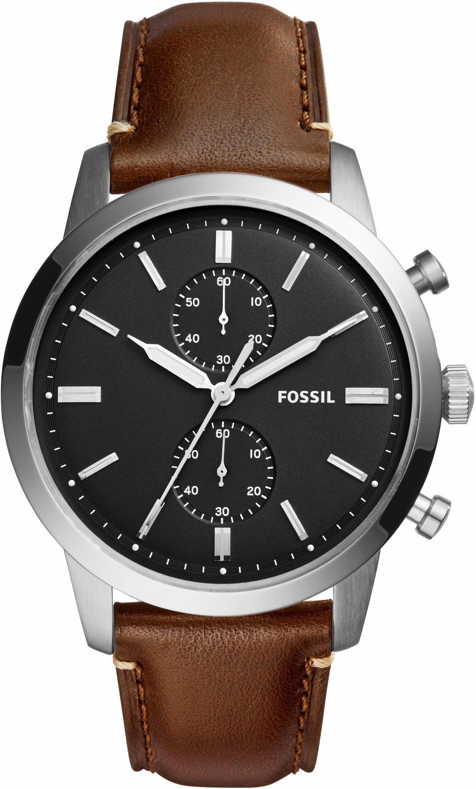 Fossil Chronograph »TOWNSMAN, FS5280«