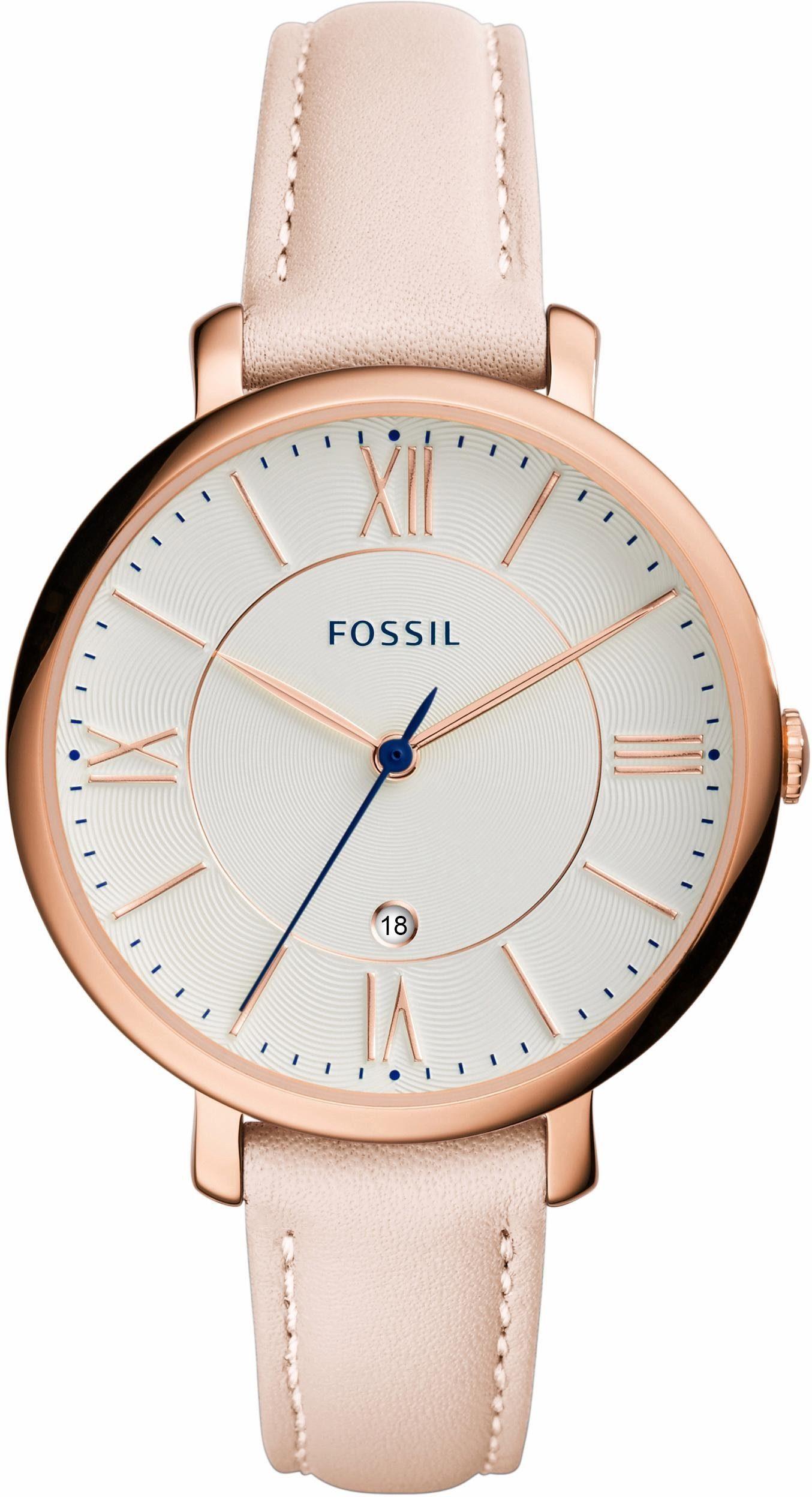 Fossil Quarzuhr »JACQUELINE, ES3988«