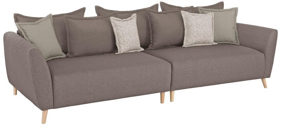 Home Affaire Big Sofa Scotland Mit Holzf En Otto