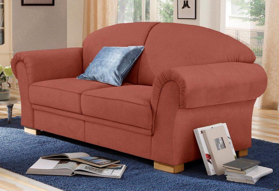 home affaire 2 sitzer amrum mit federkern kaufen otto. Black Bedroom Furniture Sets. Home Design Ideas