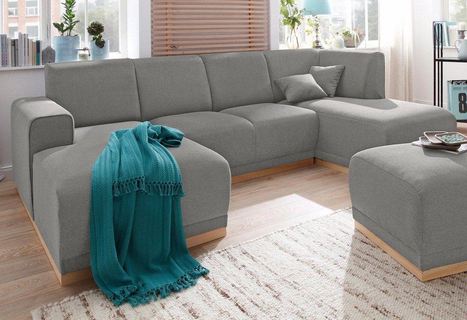 Struktur With Sofa Mit Holzrahmen