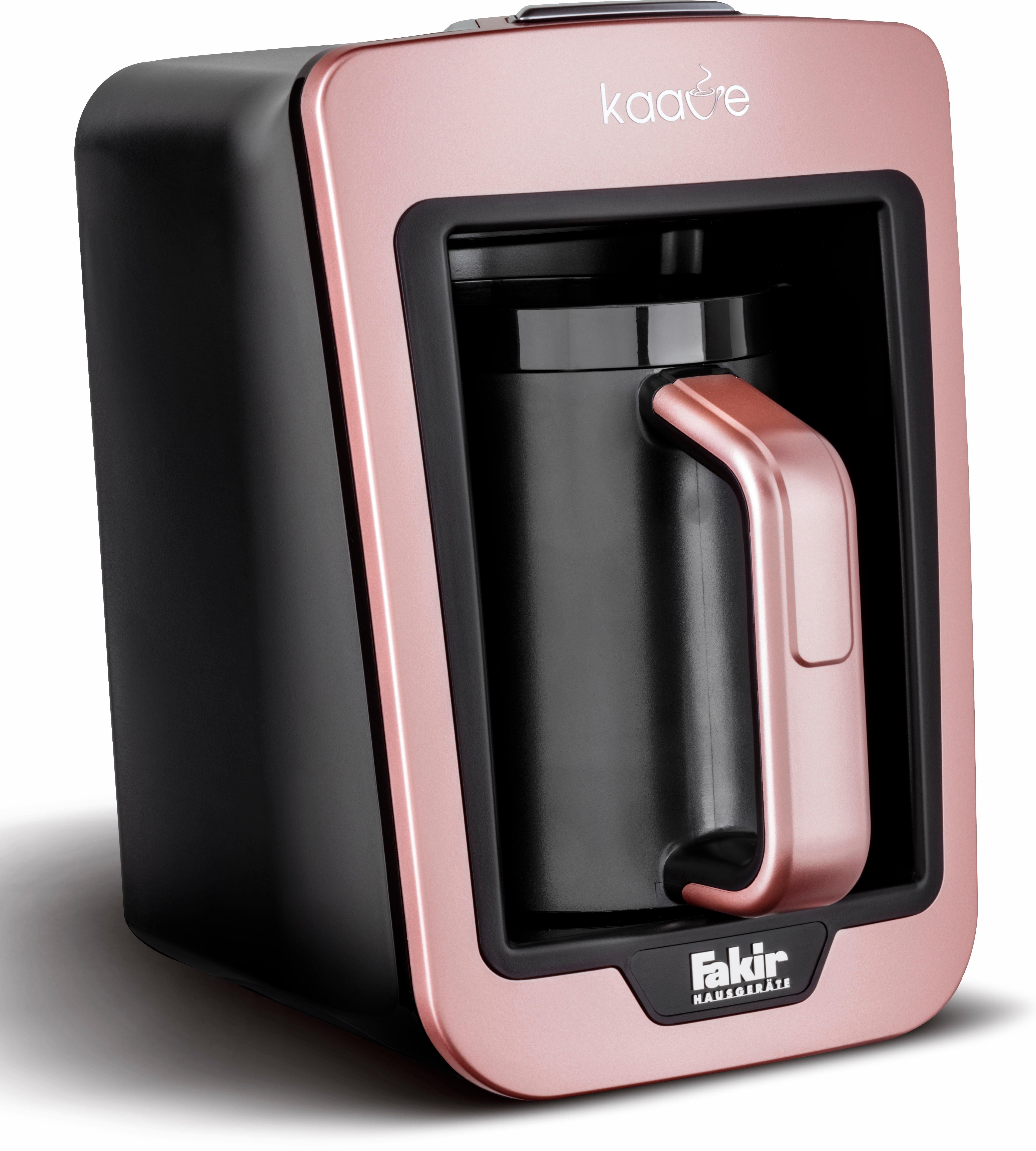 FAKIR Mokkamaschine Kaave 9176003, 0,28l Kaffeekanne, beleuchteter Kochraum