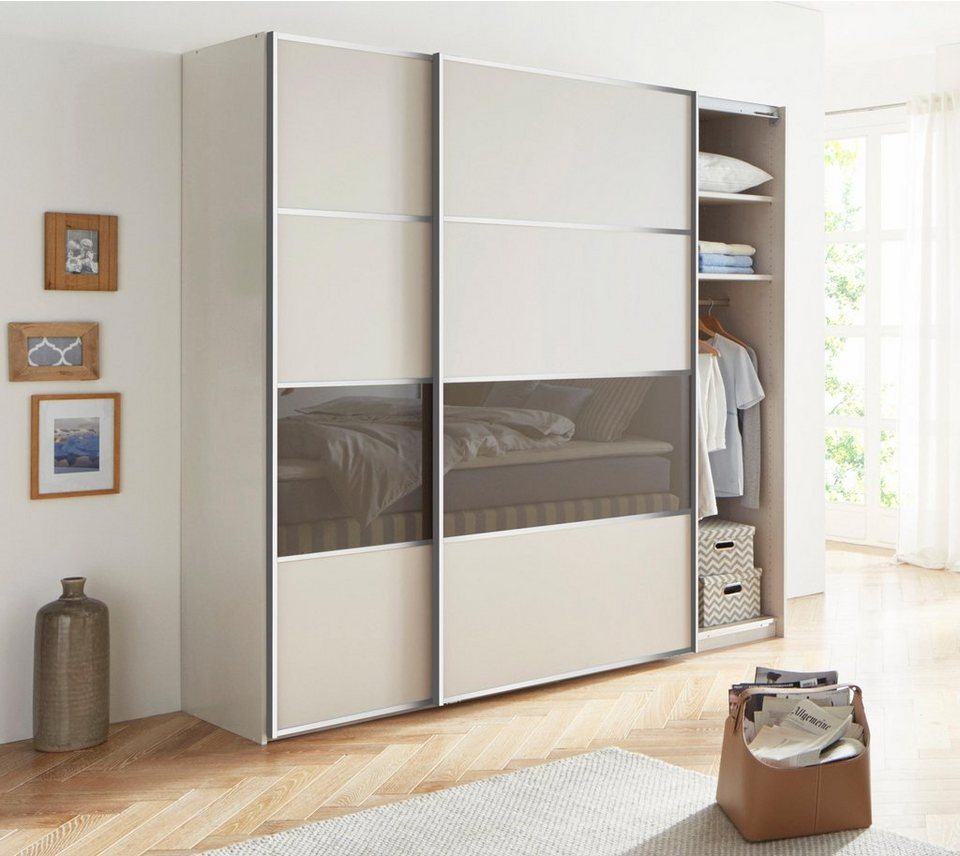 wiemann schwebet renschrank mit glas online kaufen otto. Black Bedroom Furniture Sets. Home Design Ideas