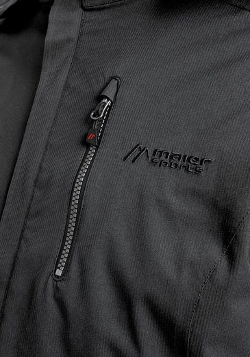 Maier Sports Funktionsjacke Job Jacket M, Business Schnitt für Sakko-Träger