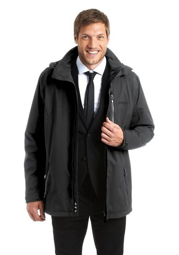 Maier Sports Funktionsjacke »Job Jacket M« Business Schnitt für Sakko-Träger