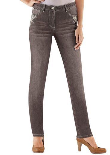 Lady Jeans in 5-Pocket-Form