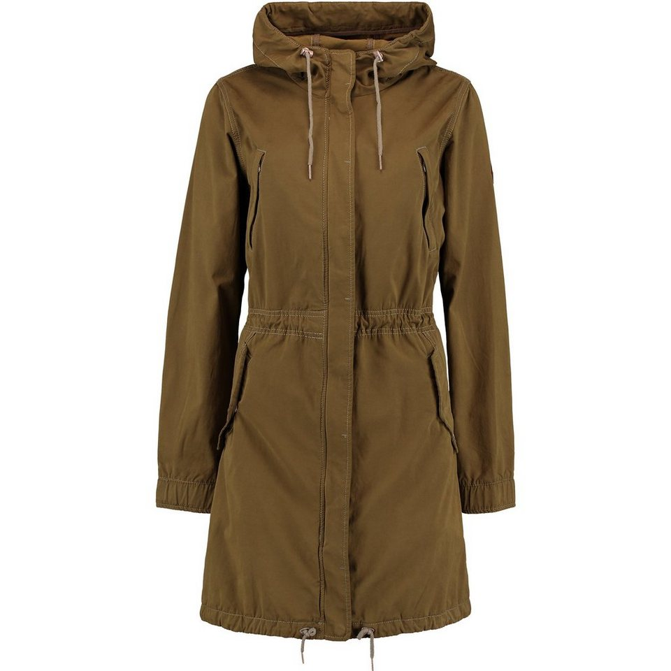 O'Neill Jacken »Relaxed parka« in Dunkle Olive