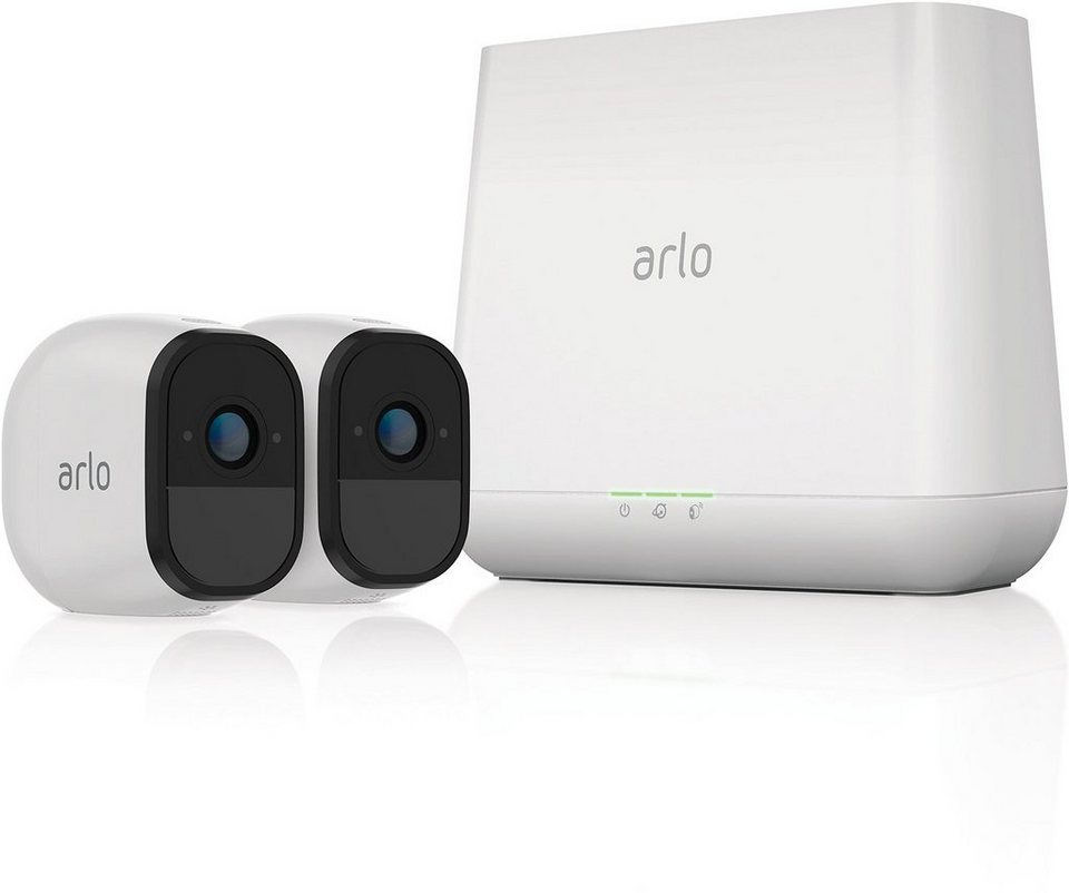 netgear berwachungskamera vms4230 arlo pro 2 hd secur kamera kit vms4230 online kaufen otto. Black Bedroom Furniture Sets. Home Design Ideas