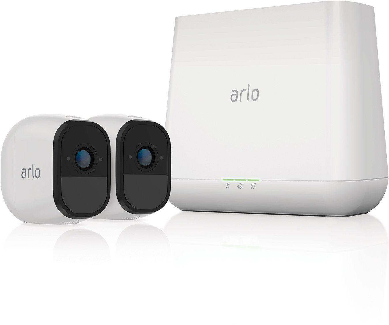 Netgear Überwachungskamera »VMS4230 Arlo Pro 2 HD-Secur.Kamera Kit VMS4230«