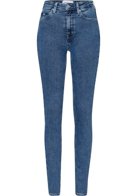 Hosen - Calvin Klein Jeans 5 Pocket Jeans »HIGH RISE SKINNY« ›  - Onlineshop OTTO