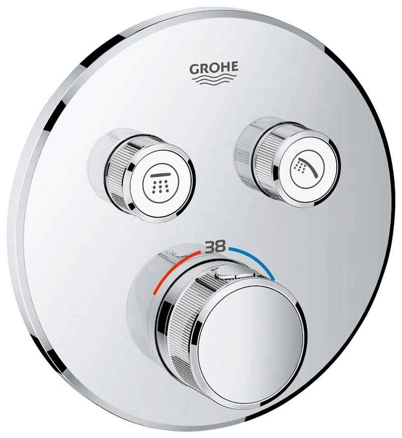Grohe Brausethermostat »Grohtherm SmartControl«
