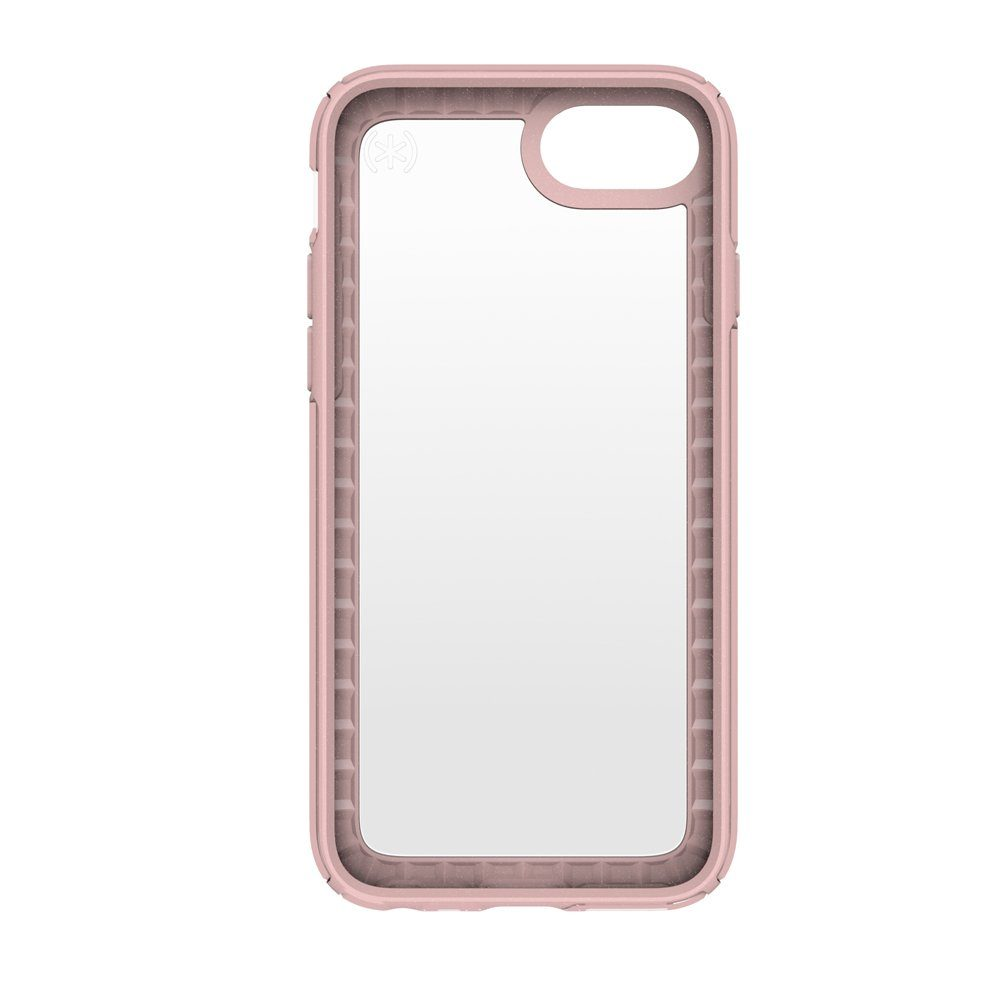 Speck HardCase »PRESIDIO Show iPhone (7) Clear/Rose Gold«