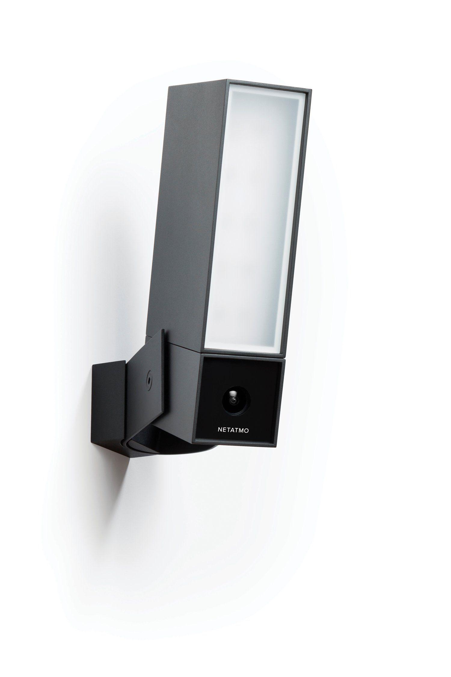 Netatmo Outdoor-Sicherheitskamera mit Objekterkennung »Presence«