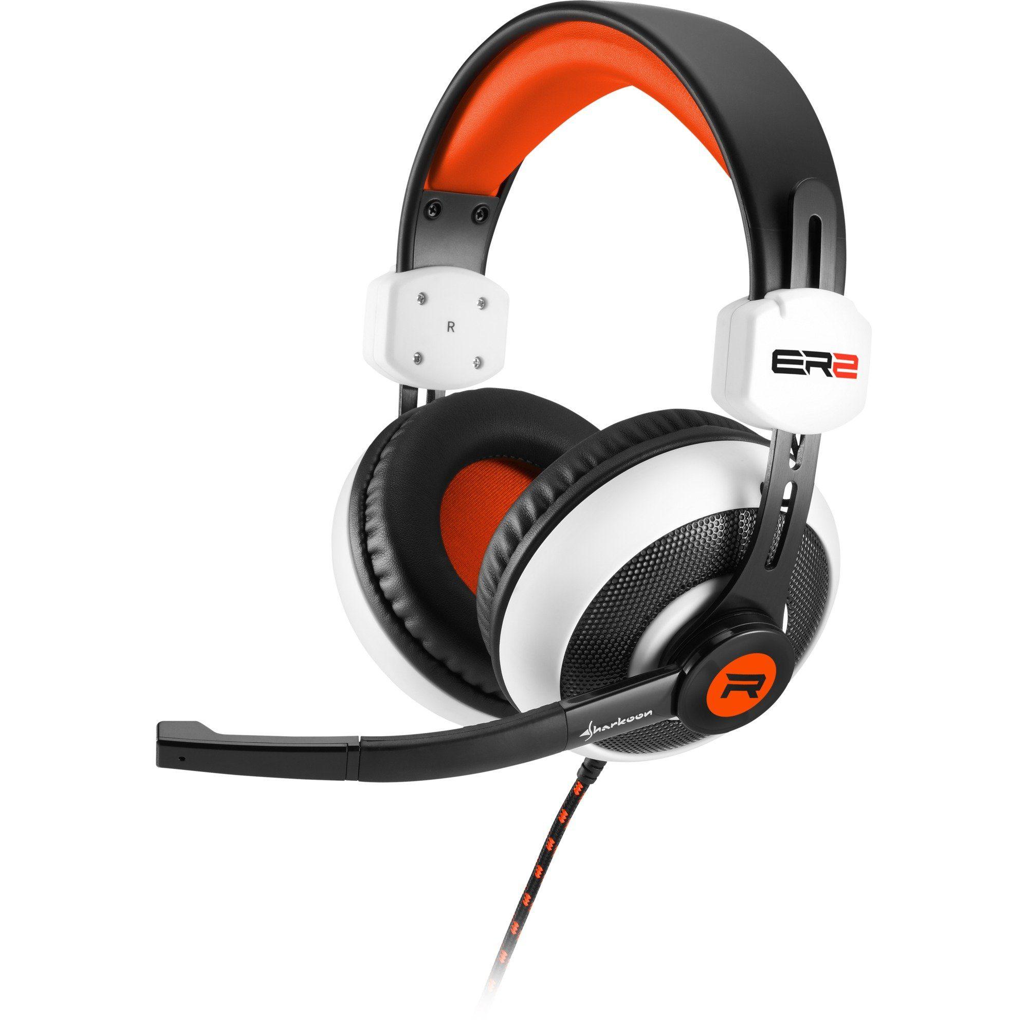 Sharkoon Headset »Rush ER2 (weiß)«