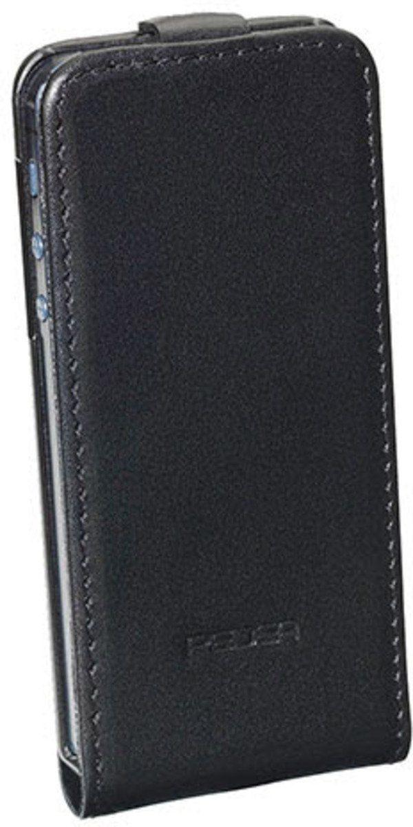 PEDEA Handytasche »Echtleder Flip Cover für Apple iPhone 7«