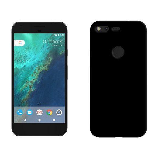 PEDEA Handytasche »Soft TPU Case (glatt) für Google Pixel«