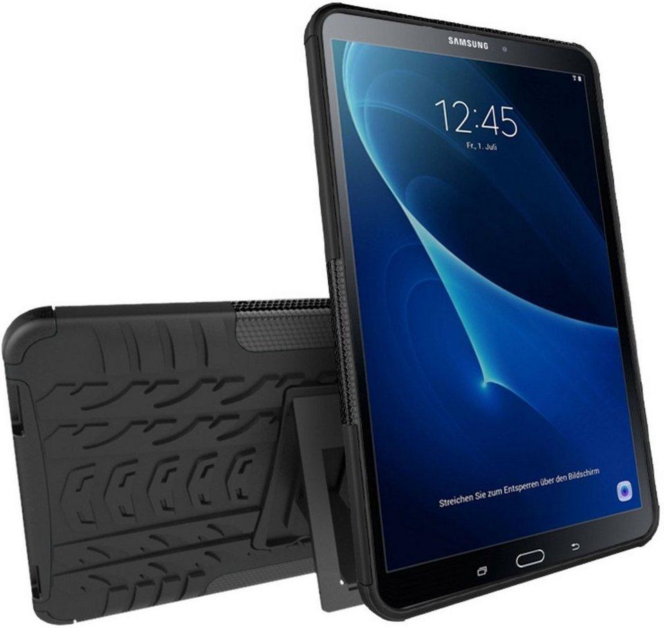 pedea tablettasche outdoor back case f r samsung galaxy. Black Bedroom Furniture Sets. Home Design Ideas