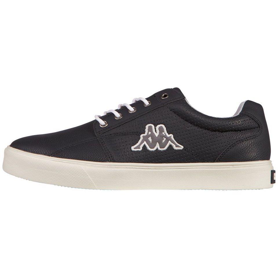 KAPPA Schuhe »PORTO« in black/grey