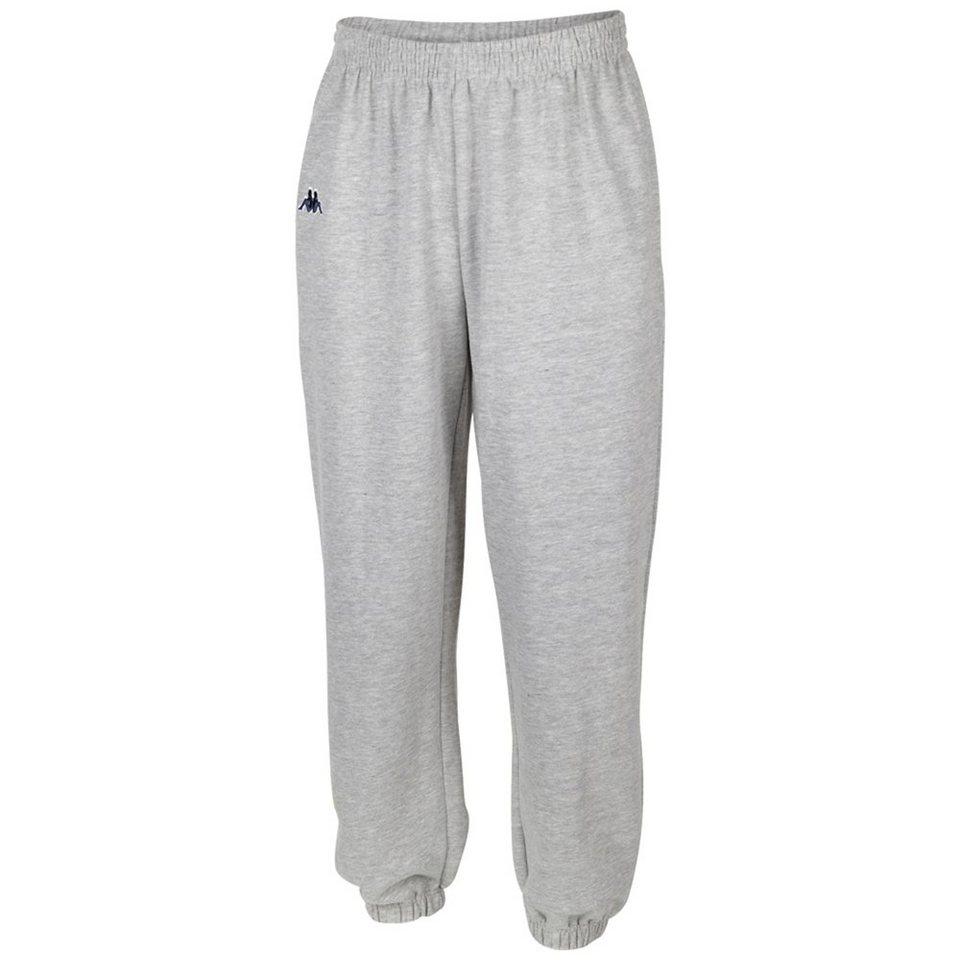 KAPPA Jogginghose »BRÜSSEL KIDS« in grey melange