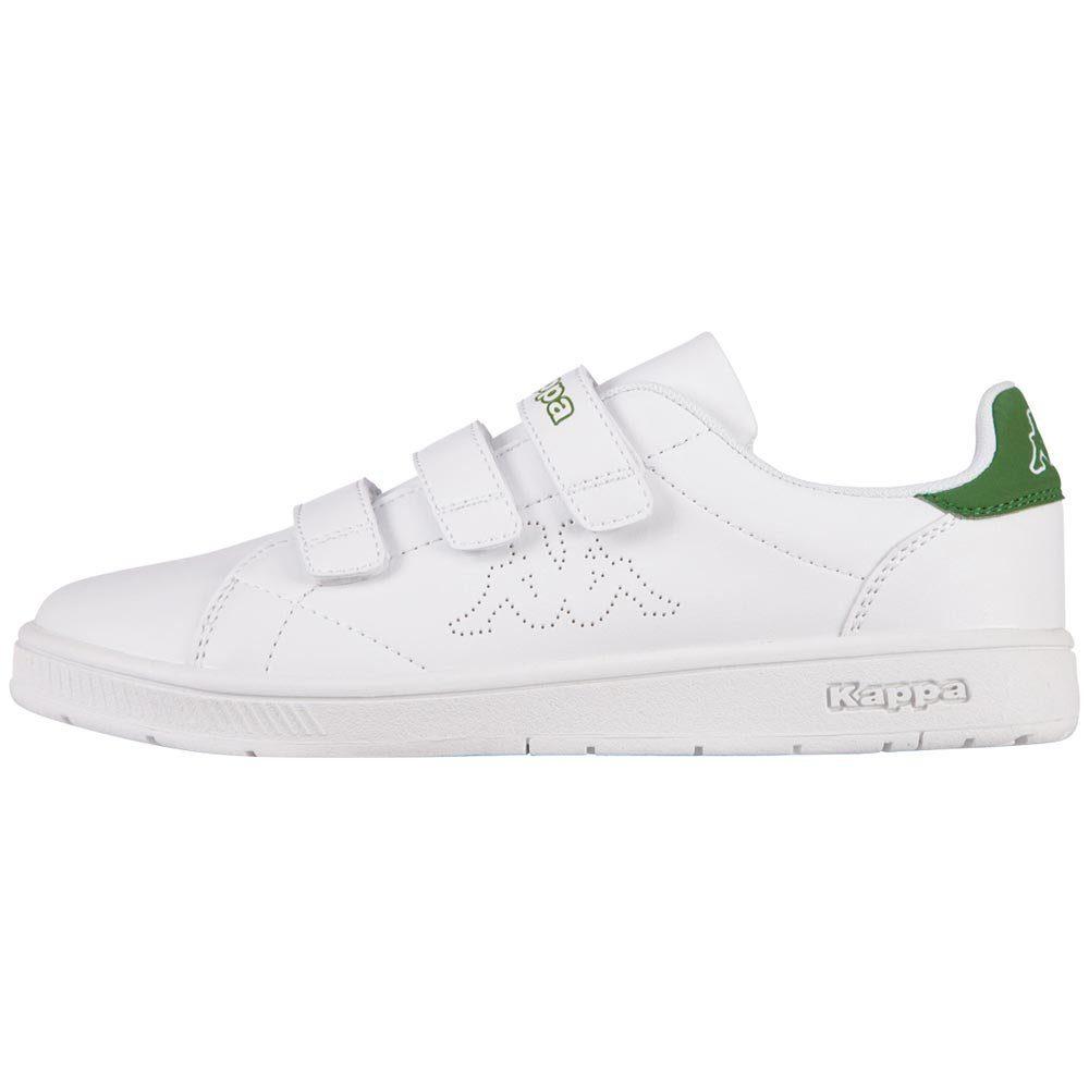KAPPA Sneaker COURT VELCRO online kaufen  white#ft5_slash#green