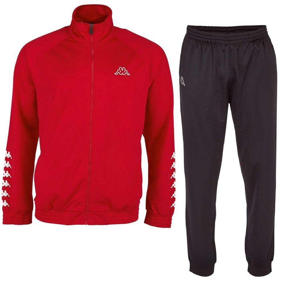 KAPPA Trainingsanzug »TILL« in racing red