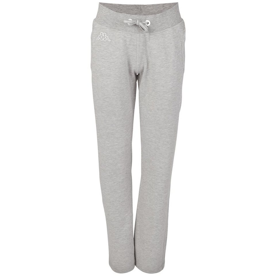 KAPPA Sporthose »PERPETUA« in grey melange