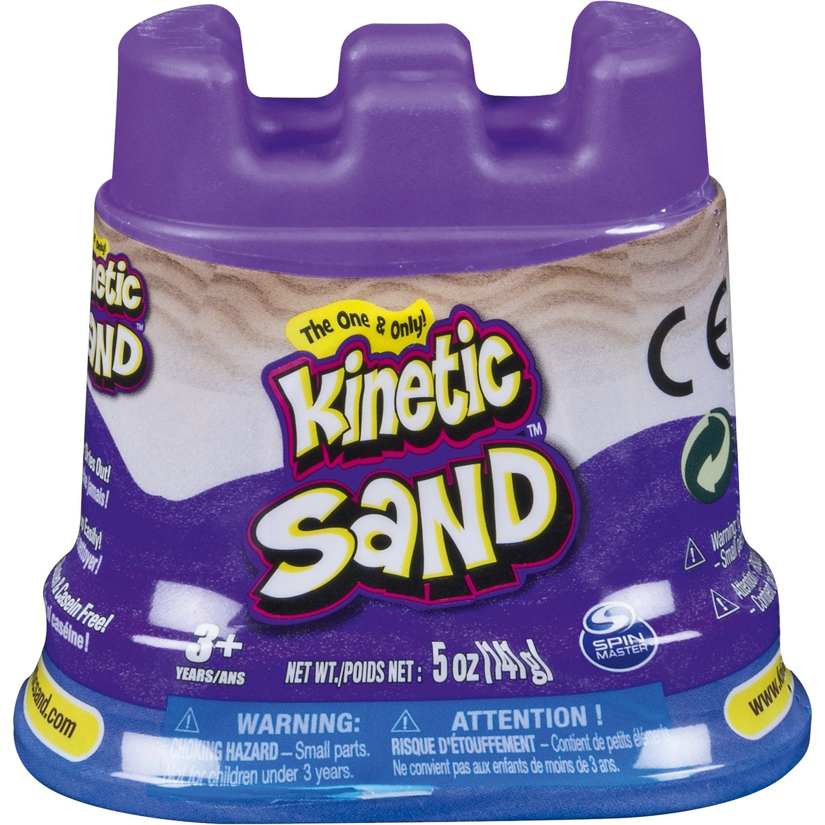 Spin Master Kinetic Sand Container (141 g)