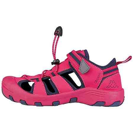 Bei Sandalen und Zehentrenner für Mädchen präsentiert OTTO luftige Schuhe für warme Sommertage.