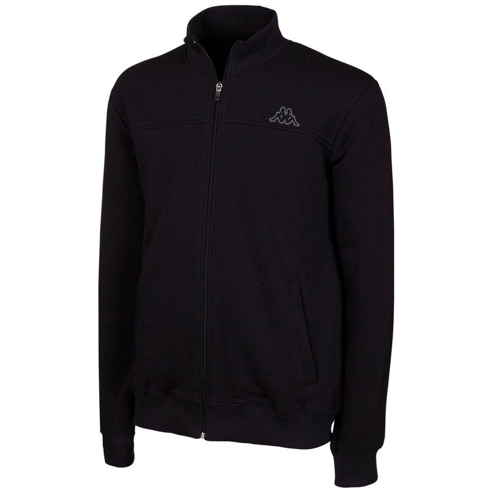 KAPPA Sweatjacke »NEFFAN« in black