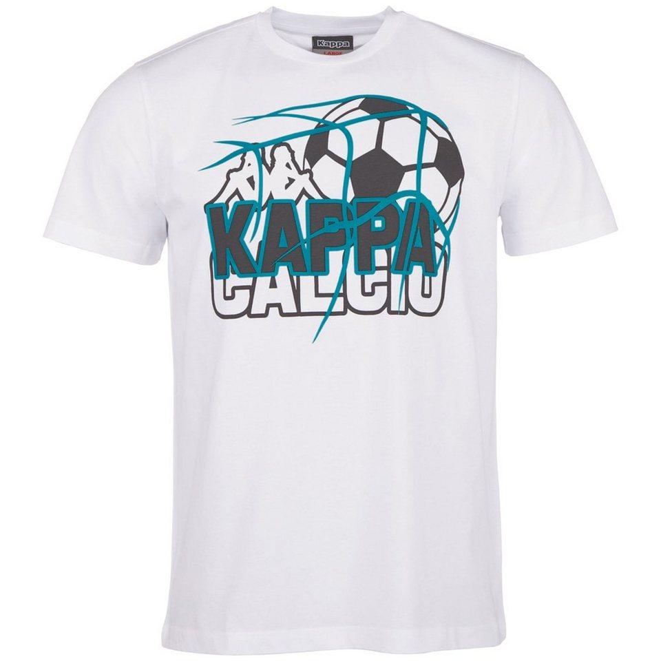 KAPPA T-Shirt »ZWI« in white