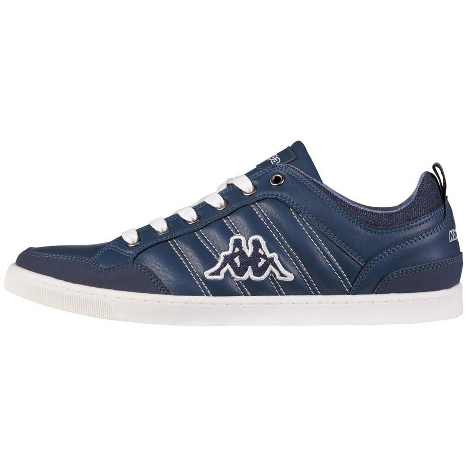 KAPPA Sneaker »ROOSTER« in navy/offwhite