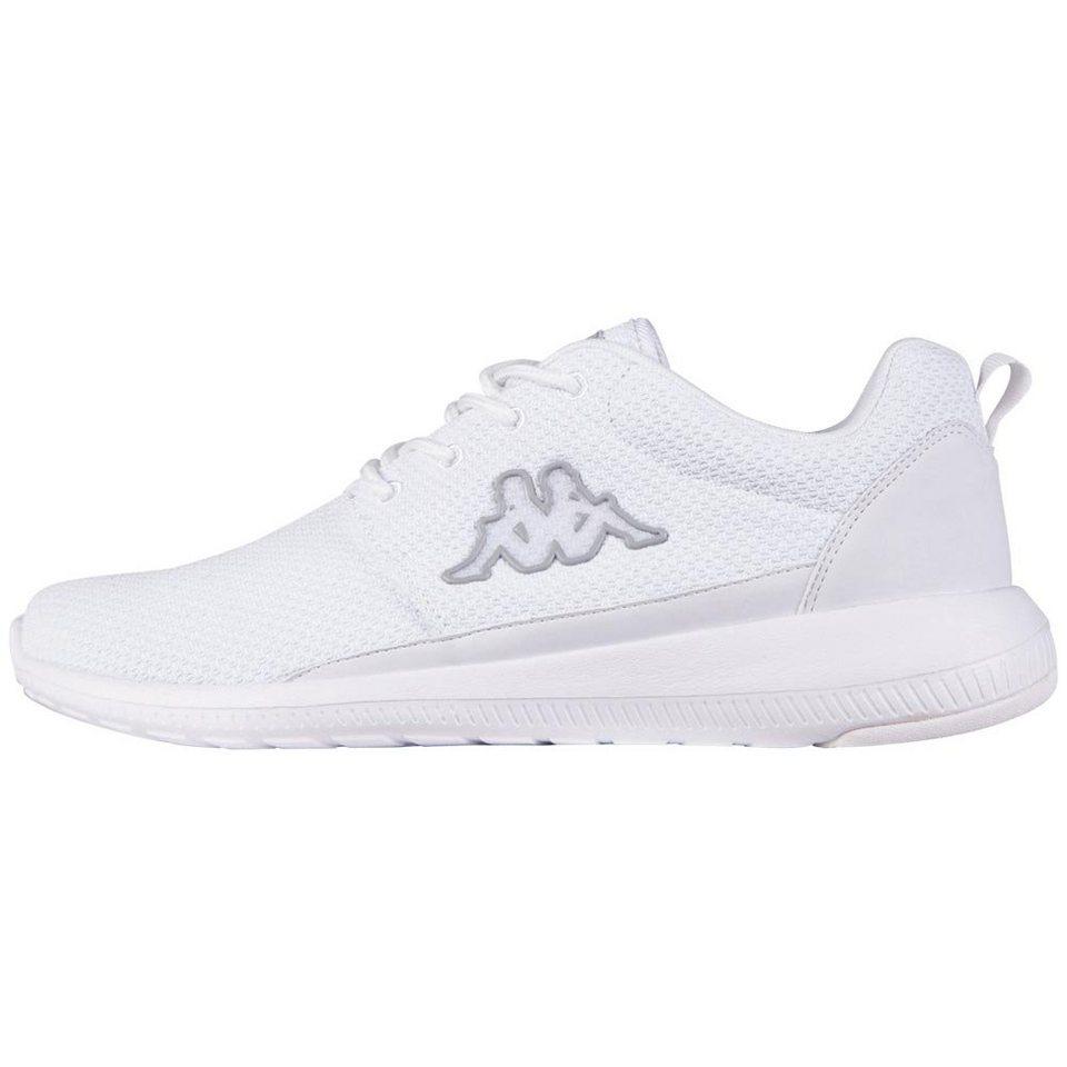 KAPPA Sneaker »SPEED II« in white/l`grey