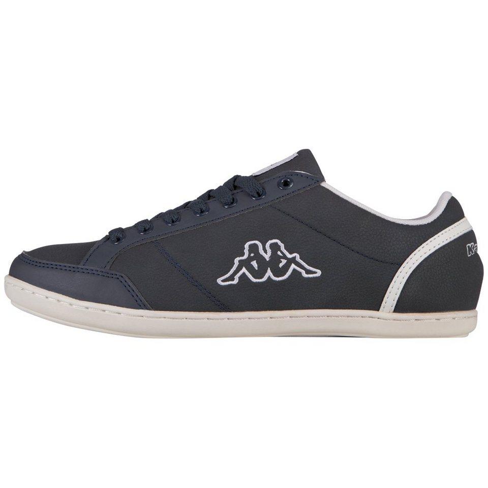 KAPPA Sneaker »KENT LOW« in navy/white