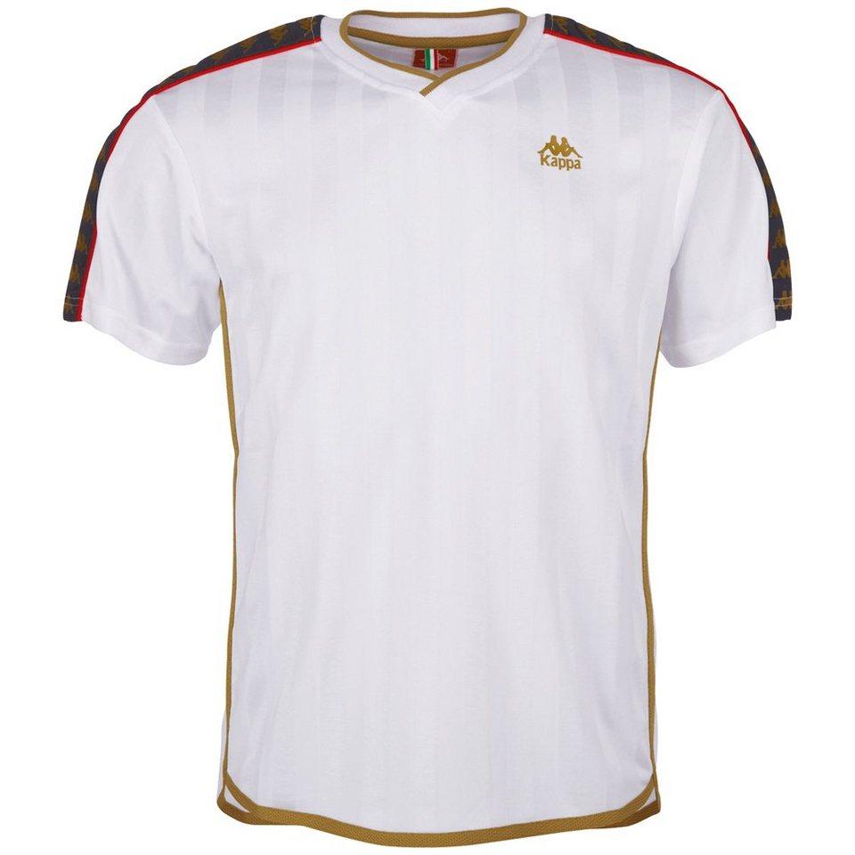 KAPPA T-Shirt »EWOOD« in white
