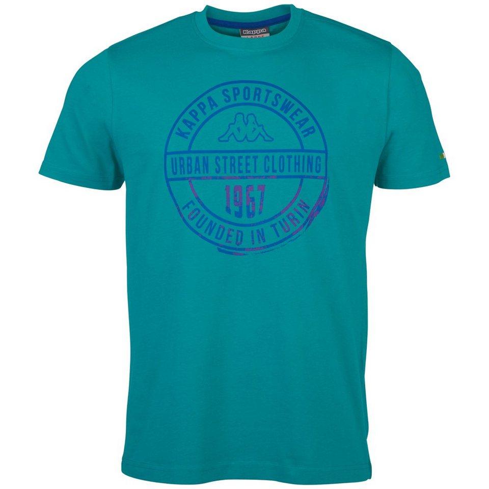KAPPA T-Shirt »ZAHIT« in navigate