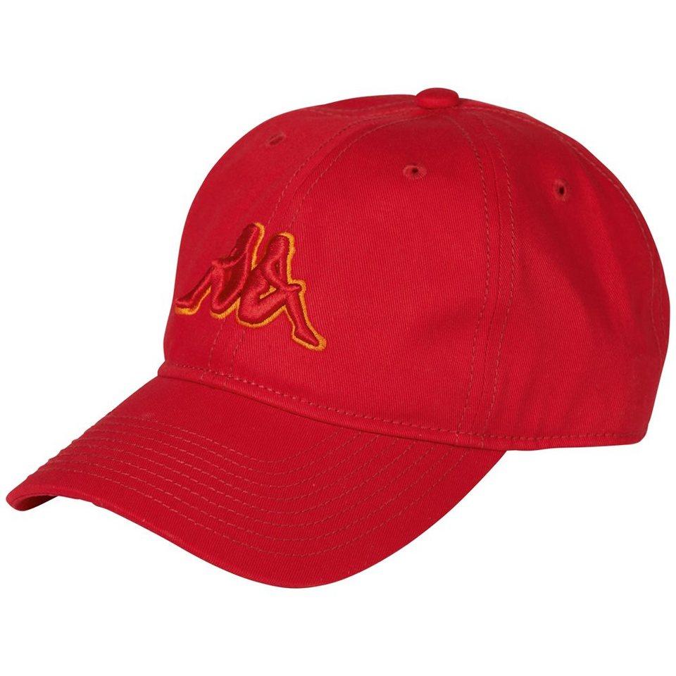 KAPPA Cap »TOFFI« in racing red