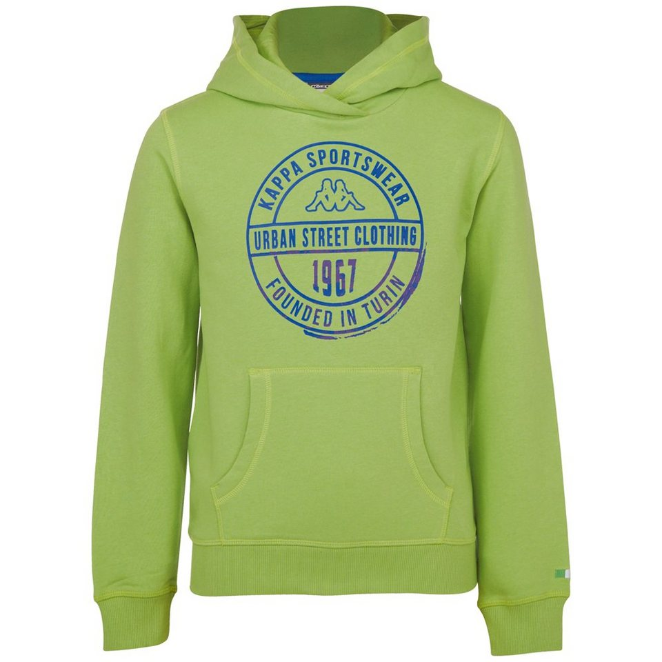 KAPPA Sweatshirts »ZENO KIDS« in bud green