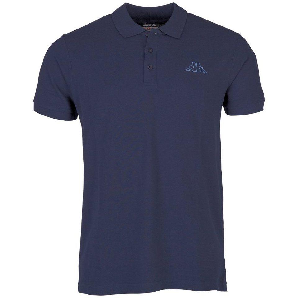 KAPPA Poloshirt »SWEENY« in navy